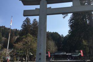 一宮巡り  3  飛騨国